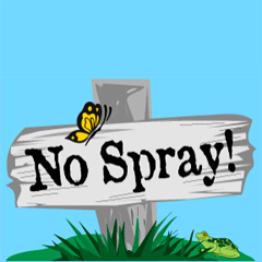 Caption: Spraying toxic chemicals has profound negative effects. , Credit: http://www.freestone.com/nospray/