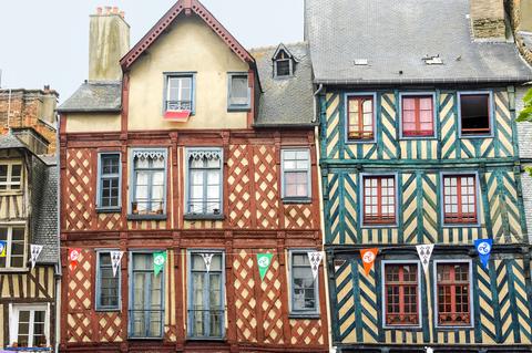 Caption: Rennes