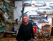 Caption: Taxidermist Janet Messineo in her basement workshop, Credit: Emily Hsiao