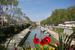 Caption: Canal de la Robine, Narbonne