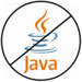 Caption: Disable Java now!