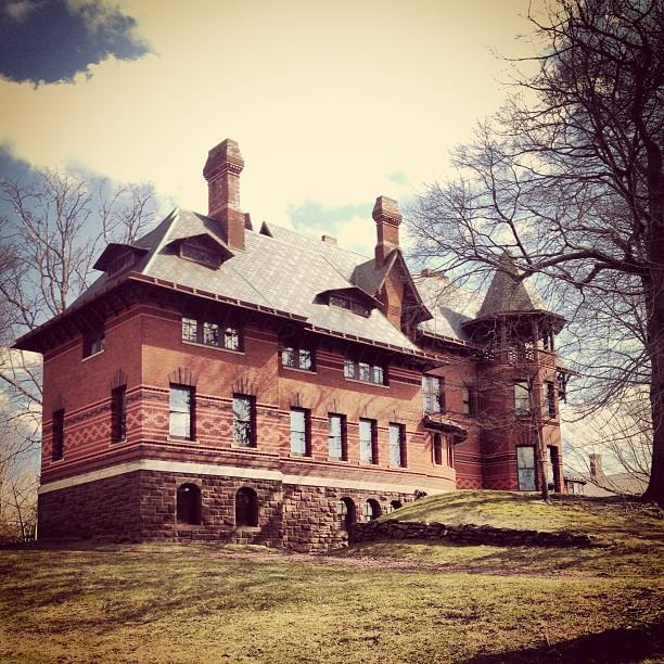 Caption: Mark Twain House, Credit: Catie Talarski