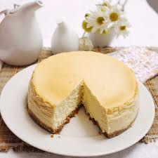 Caption: Cheesecake