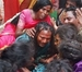 Caption: Pictured: Hijras in India celebrating Koovagam, a Hindu festival dedicated to the deity Aravan., Credit: Wikipedia