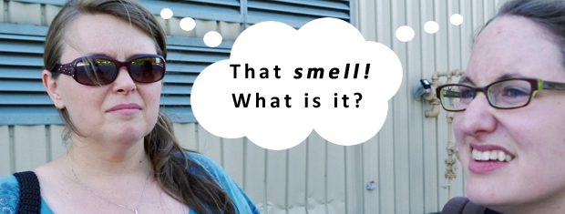 Caption: What's that smell?, Credit: Jennifer Brandel/WBEZ
