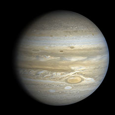 Caption: Jupiter From Voyager 2, Credit: Jonsson