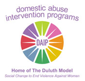 Caption: Domestic Abuse Intervention Project