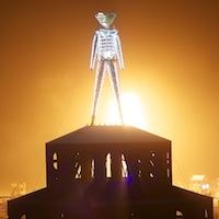 Caption: Burning Man, Credit: Courtesy Spark Pictures