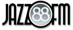 Caption: jazz 88 logo