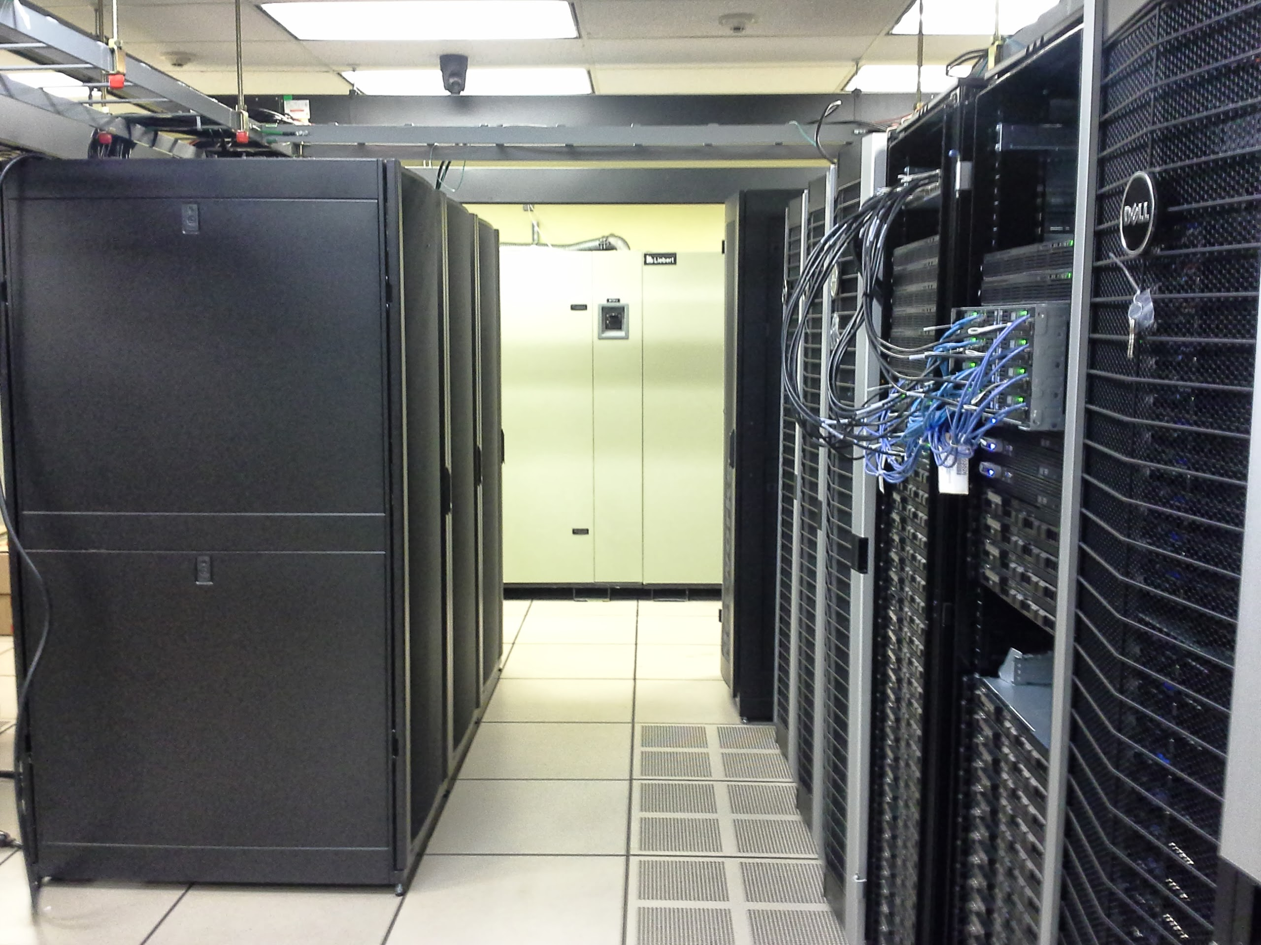 Caption: Modeling an entire ecosystem is so complex, it needs this supercomputing center at the University of South Florida to handle all of the data involved., Credit: Brian Smith