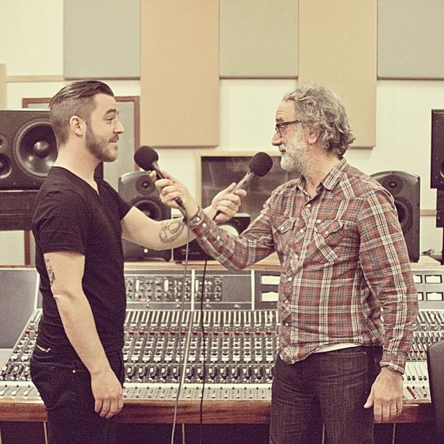 Caption: Adrien de Martini (left); John Agnello (right), Credit: Bobby Pickles
