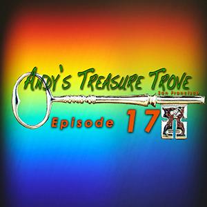 Caption: Andy's Treasure Trove, Episode 17 - Bob & Ray, and Tom Lehrer