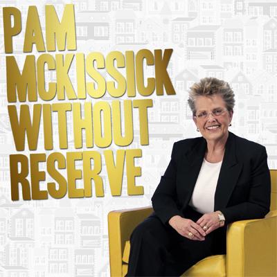 Caption: Pam McKissick Without Reserve