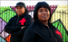 Caption: Lesley Philips and Sharena Thomas, Credit: The People's Community Medics