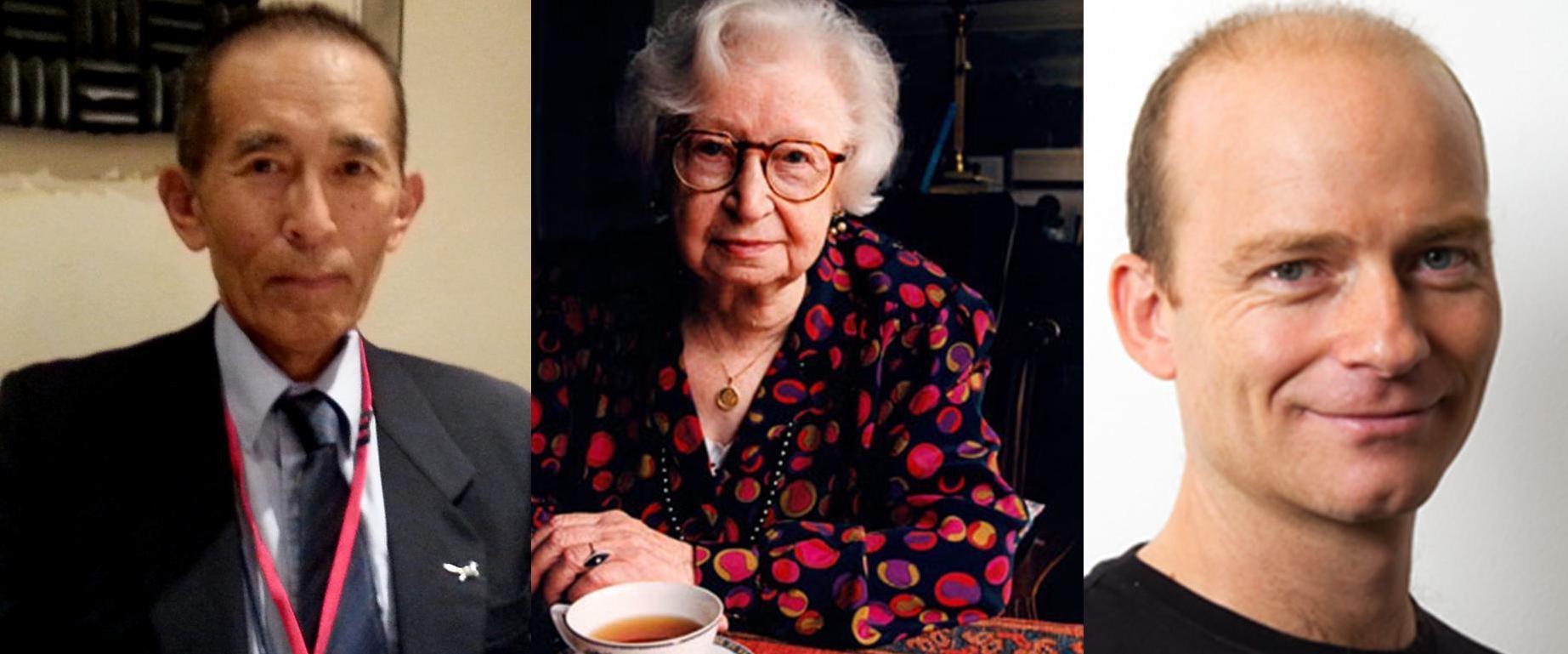 Caption: Soh Horie / Miep Gies / Jamie Drummond