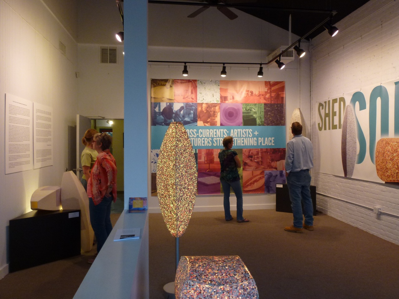 Caption: Art Force: Cross Currents Civic Exhibition, Credit: Courtesy of Art Force