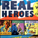 Caption: Real Heroes comic book from 1942