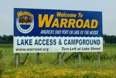 Caption: Warroad, Minnesota