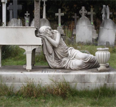 Caption: Dearly Departed 2014