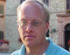 Caption: Chris Hedges