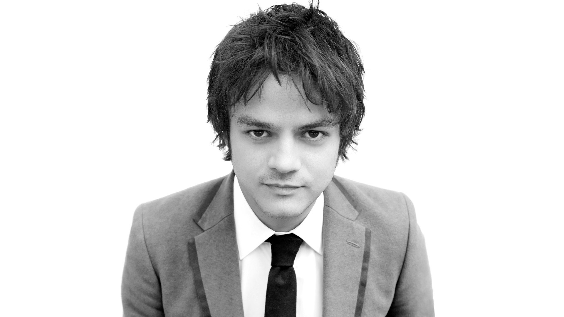 Caption: Jamie Cullum