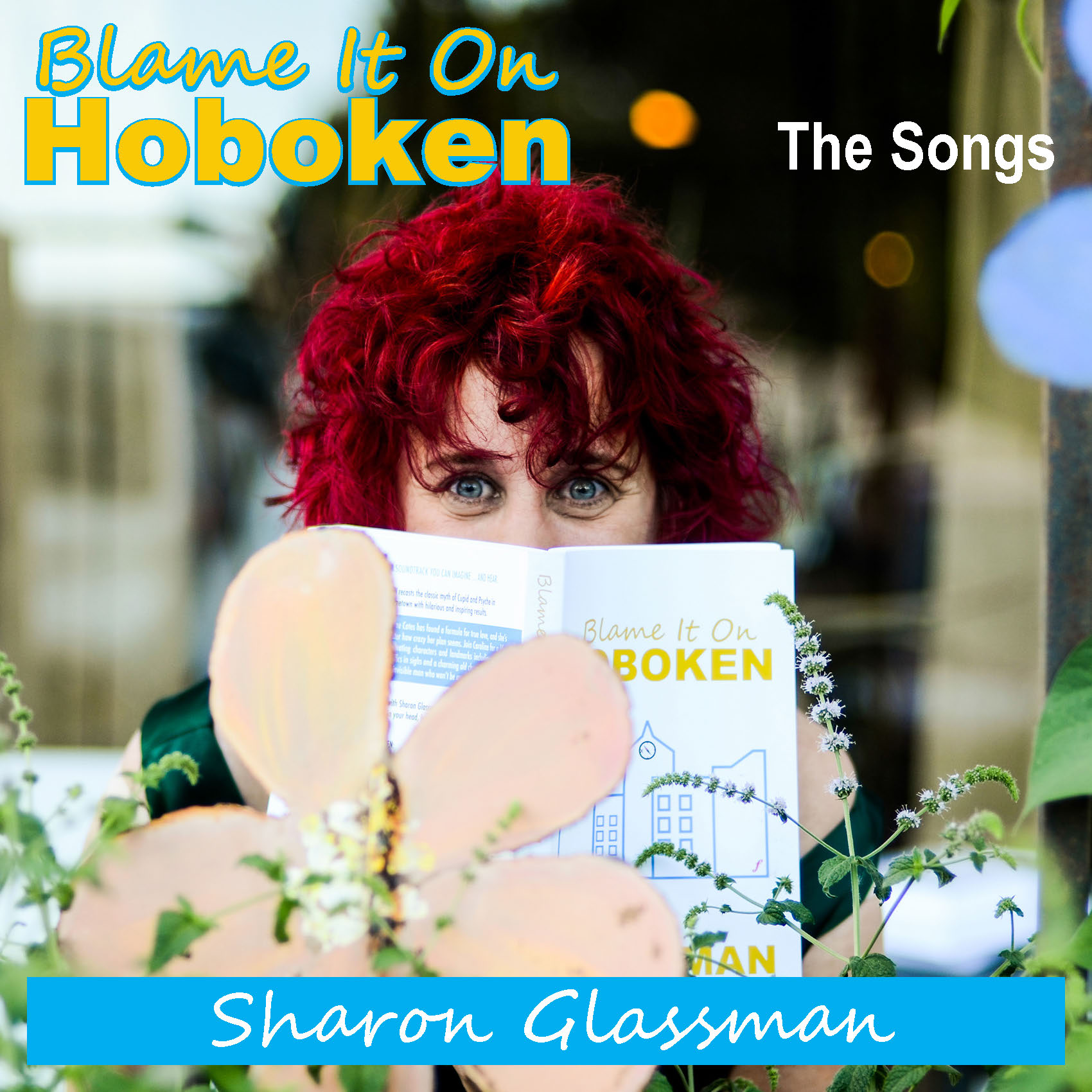 Caption: Writer/performer Sharon Glassman, Credit: Katie Weisberger