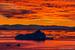 Caption: Arctic sunset, Credit: Ralph Lee Hopkins