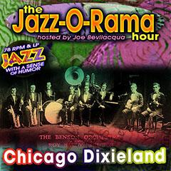 Caption: Chicago Dixieland, Credit: Lorie Kellogg - Waterlogg Design