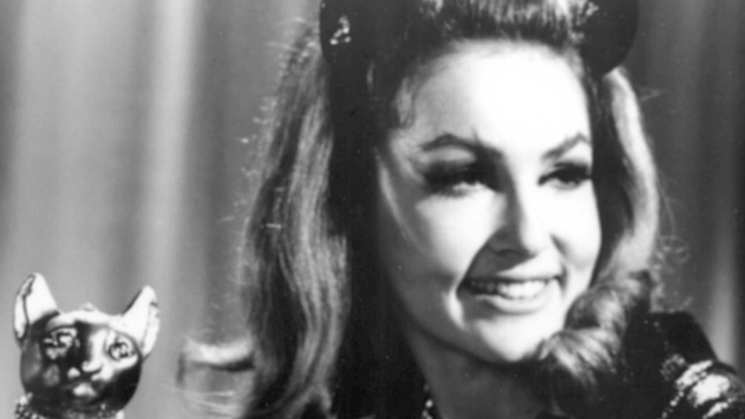 Caption: Julie Newmar