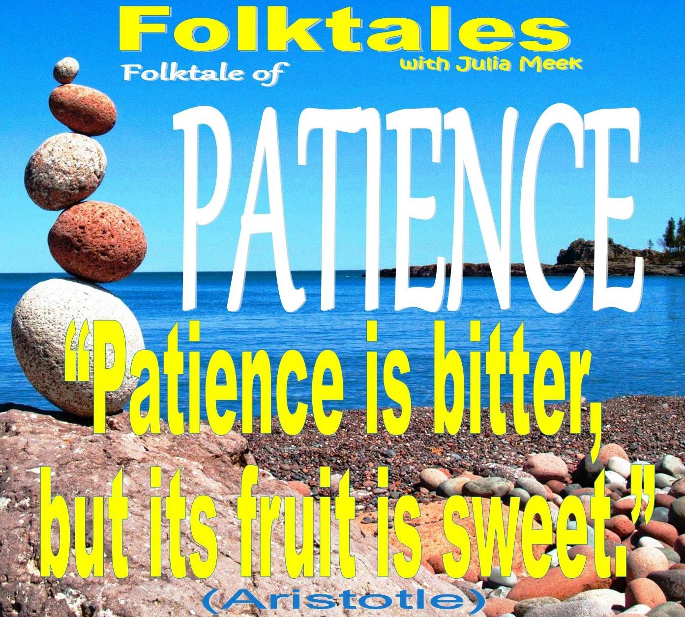 Caption: WBOI's Folktale of Patience, Credit: Julia Meek