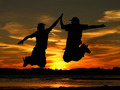 High_five_sunset_small