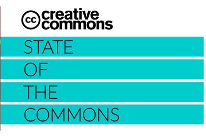 Caption: State of the Commons 2015