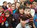 Caption: Children of the Zaatari refugee camp, Jordan, Credit: Caroline Gluck/Oxfam