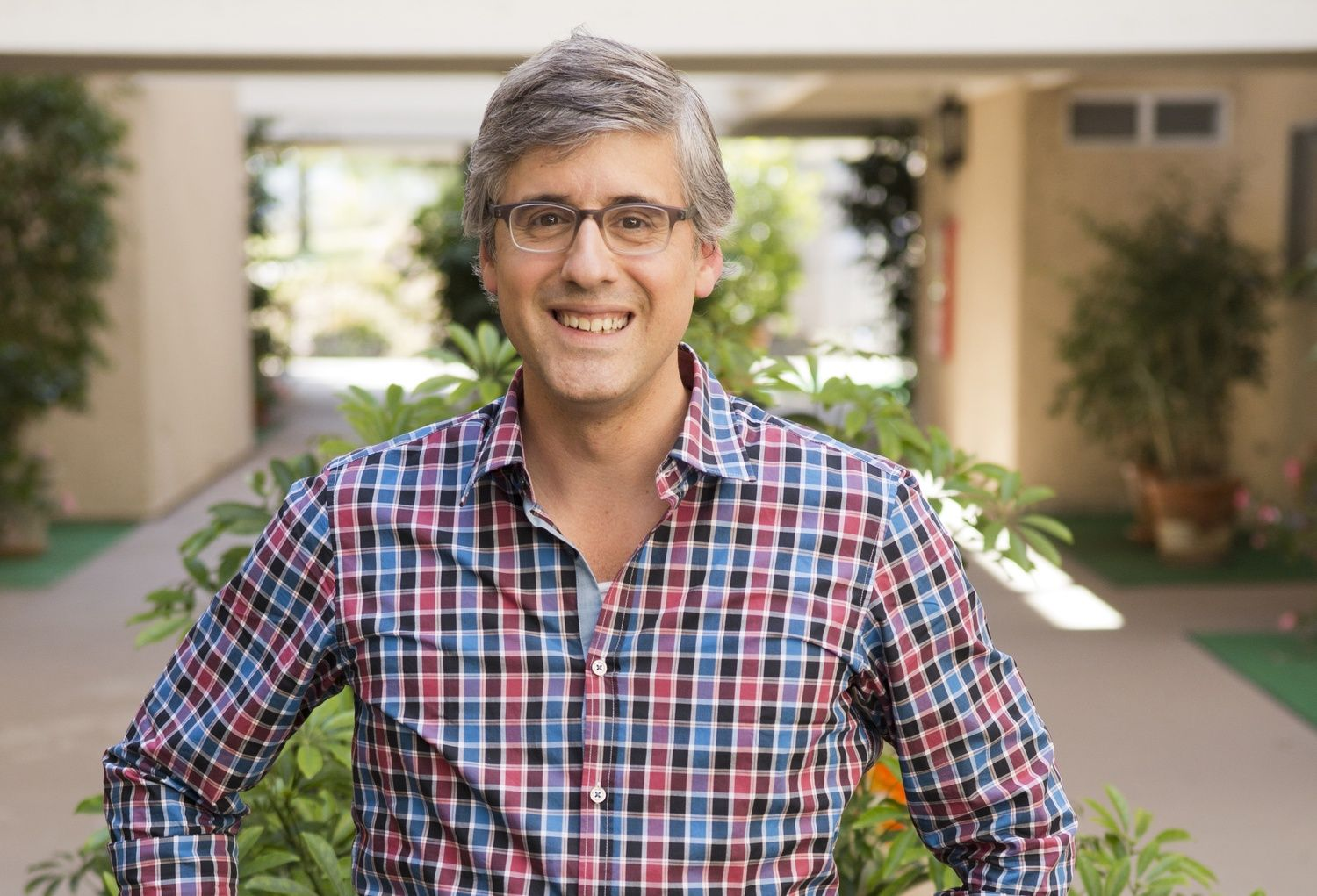 Caption: Mo Rocca, Credit: The Cooking Channel