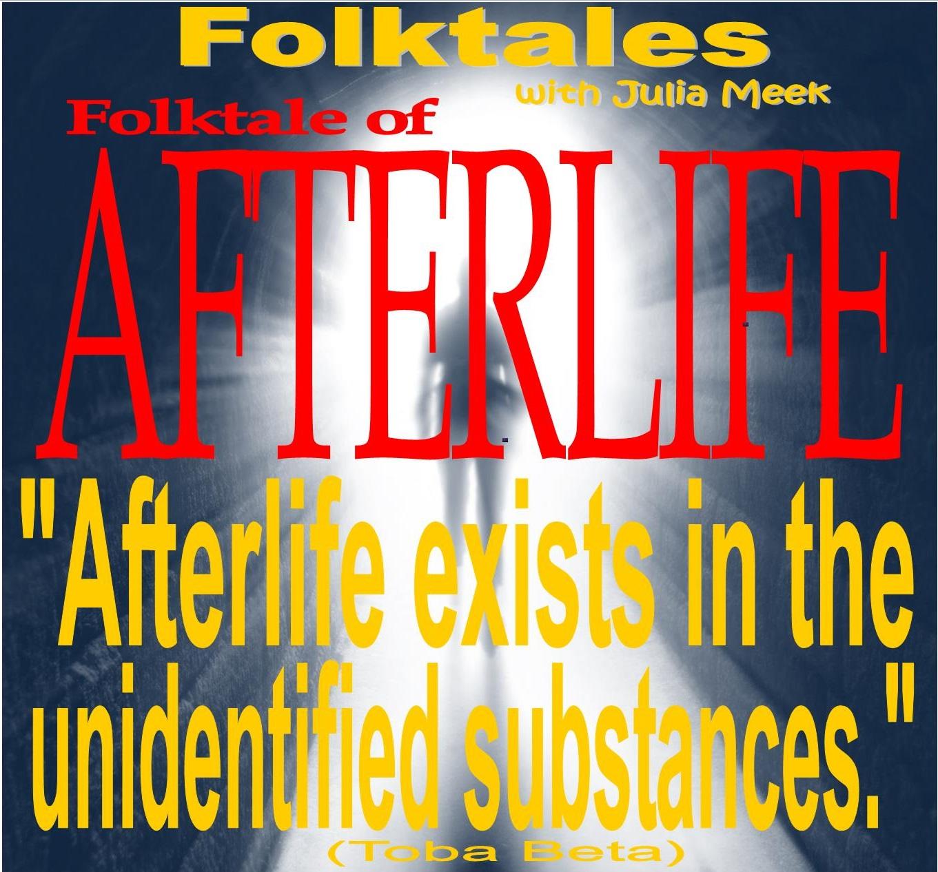 Caption: WBOI's Folktale of the Afterlife, Credit: Julia Meek