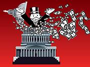 Caption: Debate: Should the U.S. eliminate corporate subsidies?, Credit: Intelligence Squared U.S.