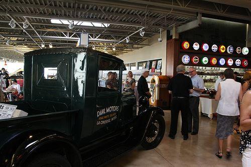 Caption: Dahl Automotive Museum, Credit: Teri Tenseth Market