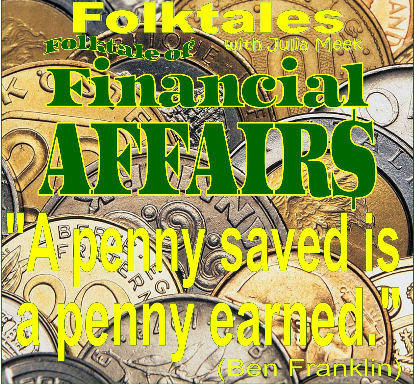 Caption: WBOI's Folkale of Financial Affairs, Credit: Julia Meek