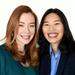 Caption: Hosts/reporters Cristina Quinn and Alison Bruzek