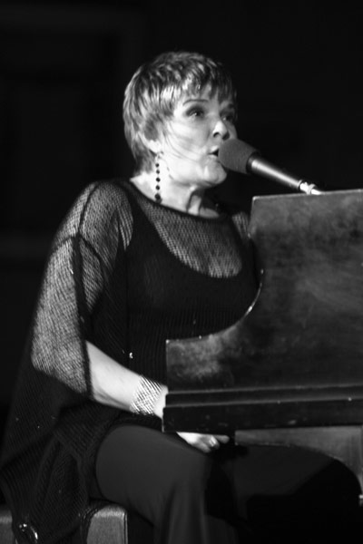 Caption: Karrin Allyson