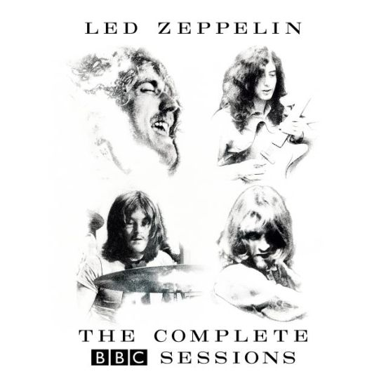 Caption: Led Zeppelin The Complete BBC Sessions