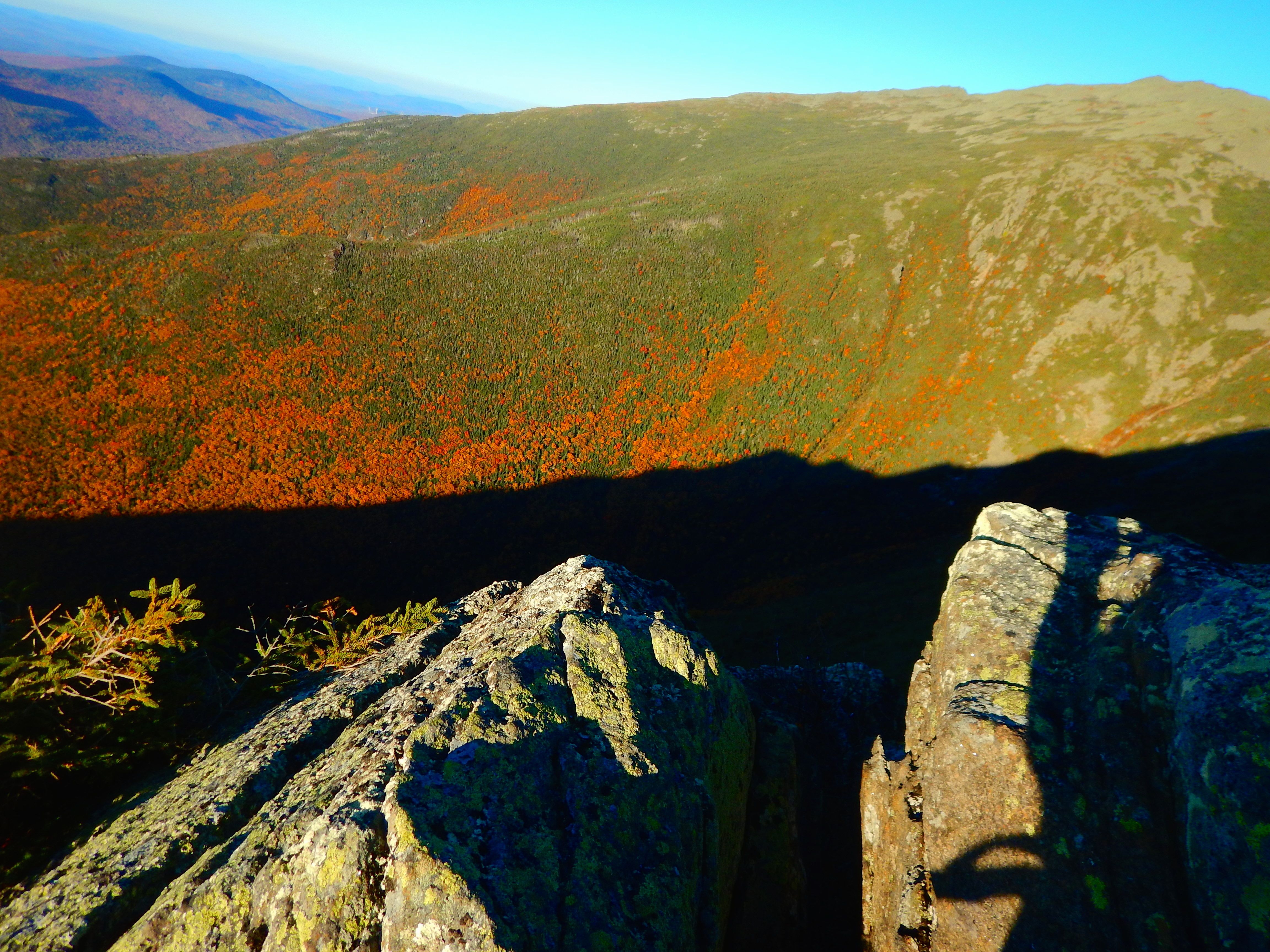 Caption: Fall In The North Country: Castle Ravine, Mt. Jefferson, NH, Credit: Brian Aust