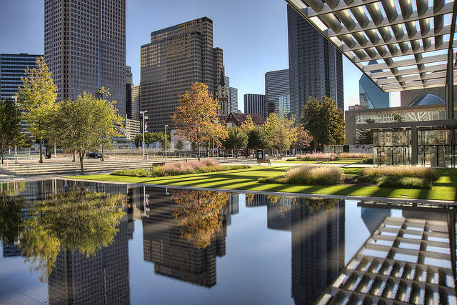 Caption: Dallas Arts District, Credit: THUNDERKISS PHOTOGRAPHY/FLICKR