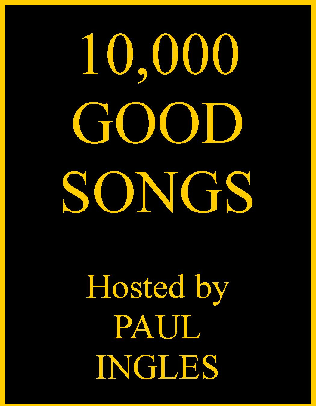 PRX » Series » 10,000 Good Songs