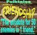 Caption: WBOI's Folktale of Friendship, Credit: Julia Meek