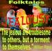 Caption: WBOI's Folktale of Jealousy, Credit: Julia Meek