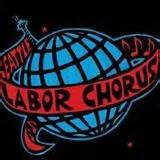 Caption: Seattle Labor Chorus