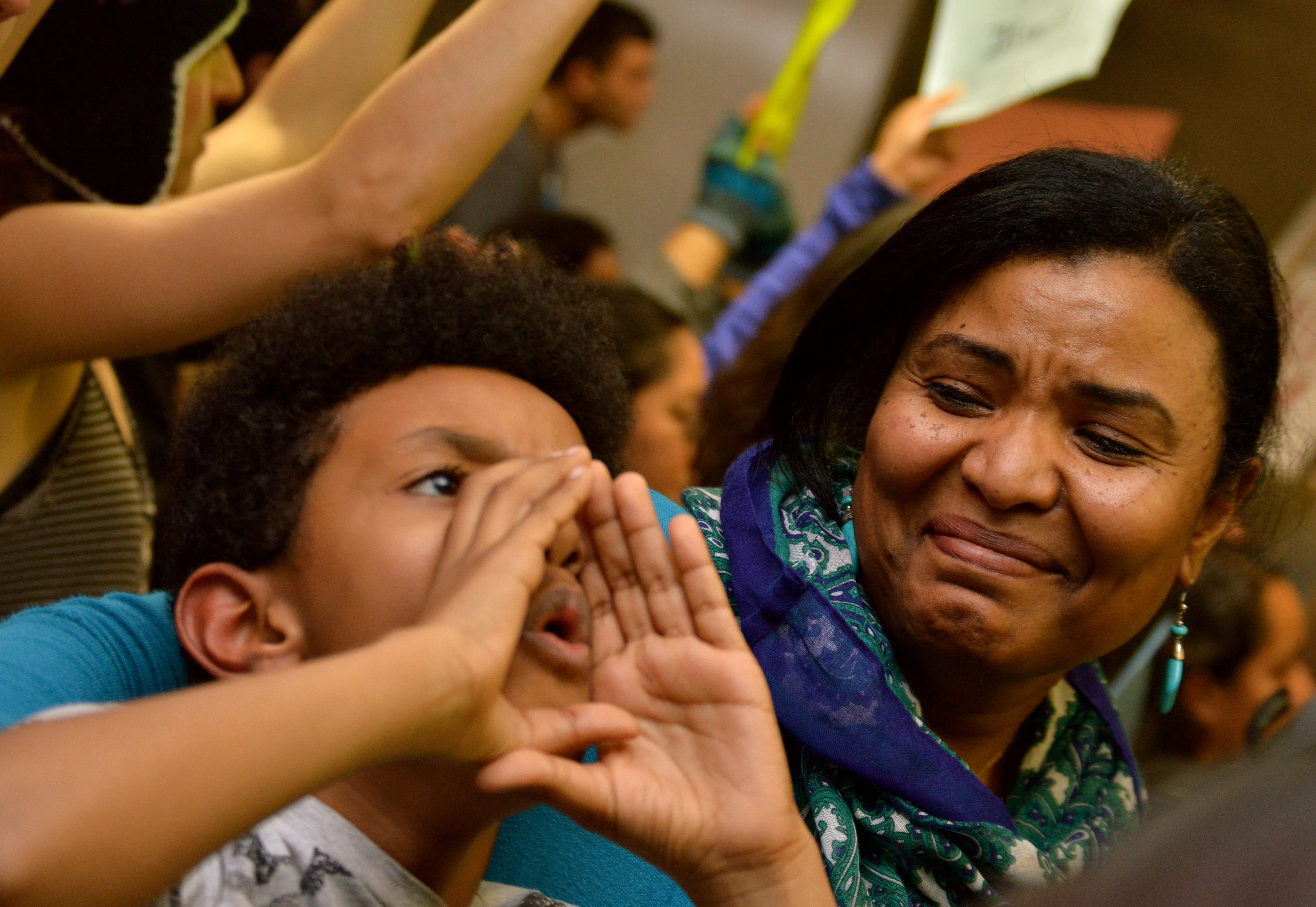 Caption: Hope for the Future, Credit: Ahri Golden Photo
