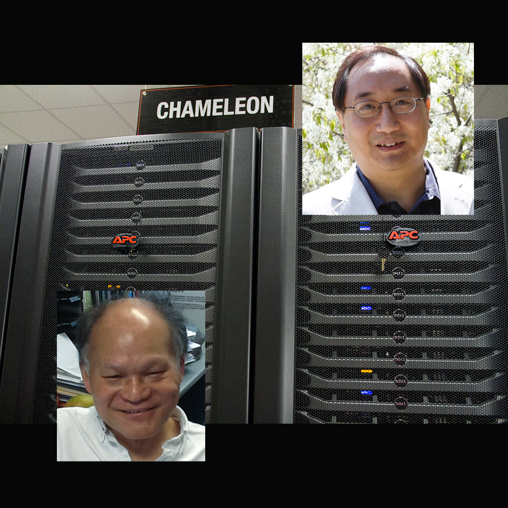 Caption: The NSF-funded Chameleon cloud testbed has sped development of PortHadoop-R, a portable Hadoop reader for parallel file systems which can integrate data transfer with data analysis., Credit: TACC