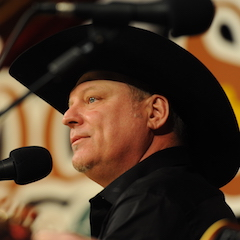 Caption: Country superstar John Michael Montgomery.